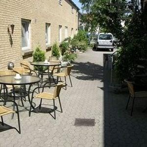 Hotel Gammel Havn - Gårdhave