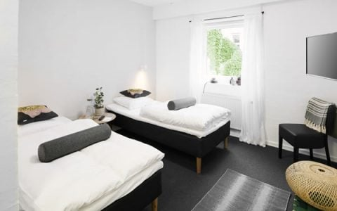 Hotelværelser i Fredericia