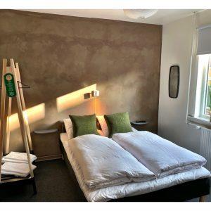 3 personers værelse på hotel i Fredericia