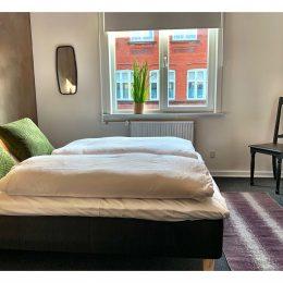 Enkelt, twin eller dobbeltværelse