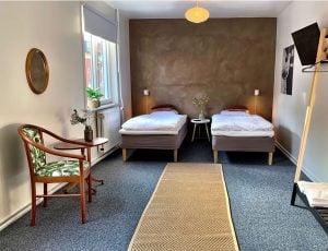 Book familie værelse på hotel i Fredericia